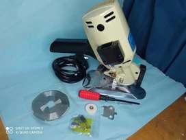 máquina cortadora de tela