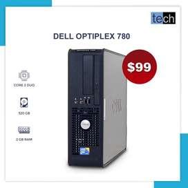 CPU DELL OPTIPLEX 780