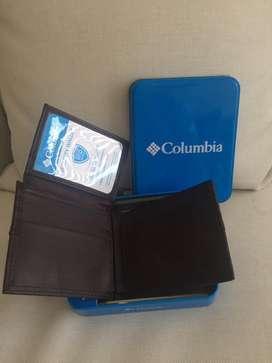 Billetera Marca Columbia Importada