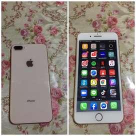 Vendo iphone 8plus de 64 gb