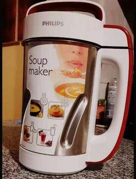 Maquina pasa hacer sopa