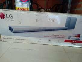 Barra de sonido LG sh5