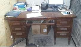 Mueble antiguo 1.60x0.96 mts