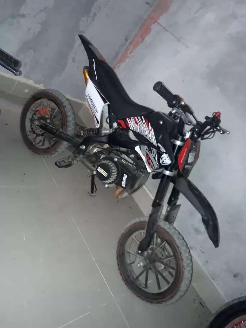 Vendo moto y cuadron 50 cc 0