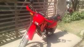 Se vende Motomel Dakar 200cc