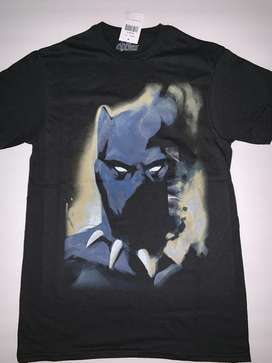 Camisa Adulto Black Panther small