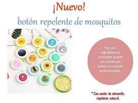 Natural Repelente de Mosquitos Pulsera