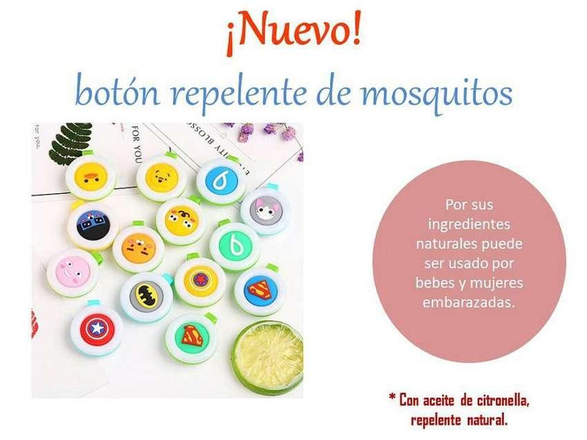 Natural Repelente de Mosquitos Pulsera 0