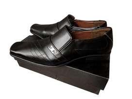 Zapatos de vestir Hombre Moda elegante casual NEGRO MARRON