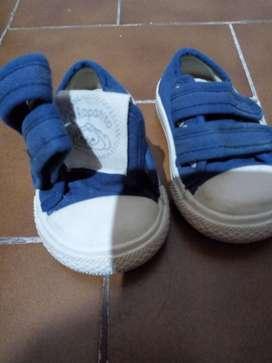 Zapatillas Chapatito Talle 17