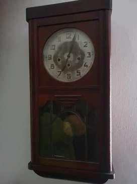 Reloj de pared  jawaco antiguo