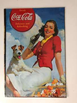 Poster cocacola
