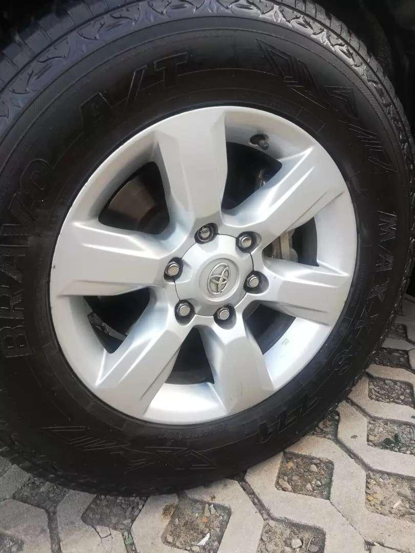 Permuto Rines 17'' Toyota Prado TX