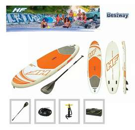 Tabla SUP - Stand Up(Nueva en caja)inflable Paddle Board Aqua Journey