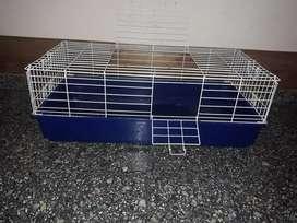 Jaula de conejos,hamsters, etc