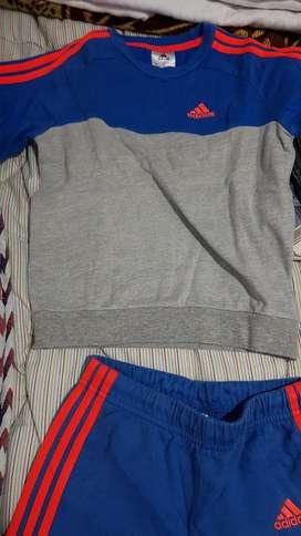 Conjunto Adidas Infantil 3-4 Años