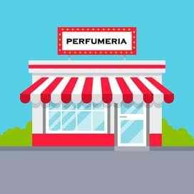 Se Montan Perfumerias