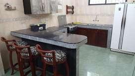 Departamento de alquiler - renta sector Kennedy - Norte de Guayaquil
