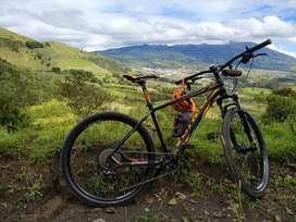 Bicicleta Venzo atix