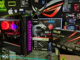 Pc gamer diseño Intel i5 4670 gtx 680 ddr5