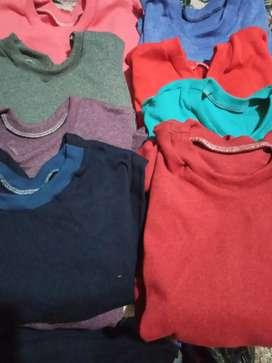 Camisetas  puperas