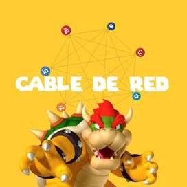 CABLE INTERNET (TODAS LAS MEDIDAS)