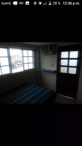 Se alquila habitación en la ciudadela ceibos norte cerca de la espol