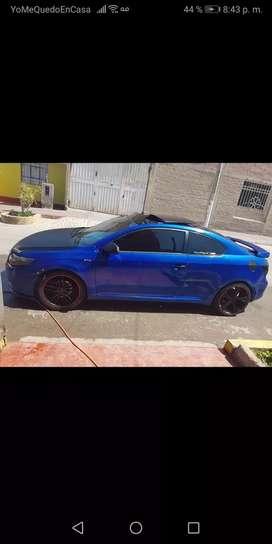Auto deportivo 4x2