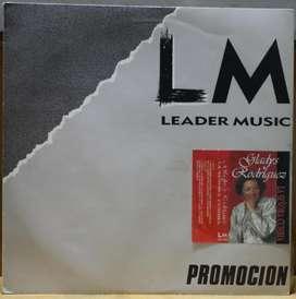 disco vinilo Gladys Rodruiguez la señora cumbia