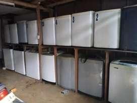Vendo negocio de alquiler de lavadoras bien acreditado