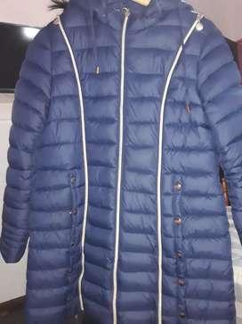 Campera de abrigo sin uso