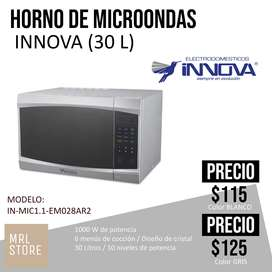 MICROONDAS 30 LITROS, NUEVO