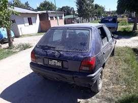 Marca ford fiesta modelo 97 gasolero