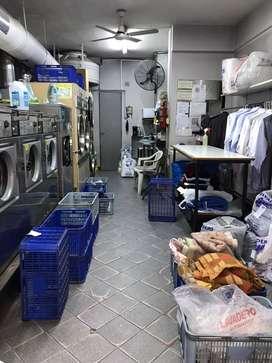Venta fondo de comercio Lavadero de ropa