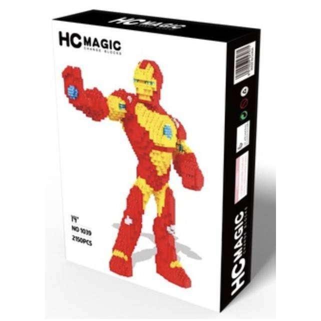 LEGO DIDACTICO IROM MAN