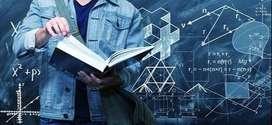 Profesor de Matemática, Razonamiento matemático, Lógica y Estadística