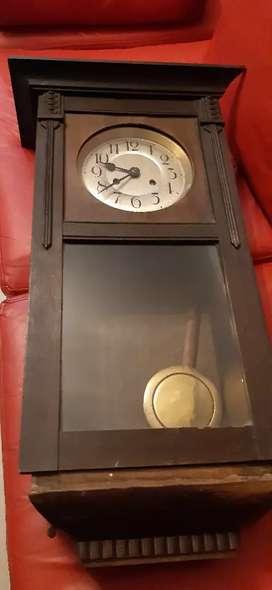 Reloj  antiguo aleman kienzle pendulo