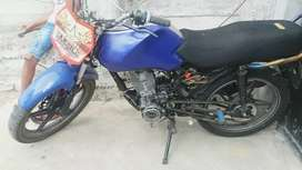 La moto se encuentra con los papeles al dia