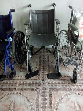 Alquiler de sillas de ruedas