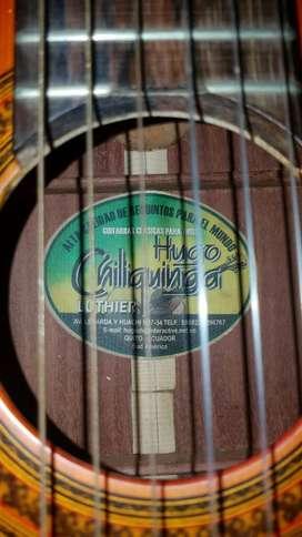 Guitarra de Chiliquinga para Concierto