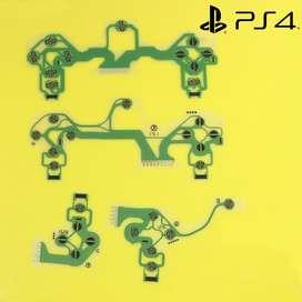 Flex ps4 control cinta palanca play 4 mando membrana ps4