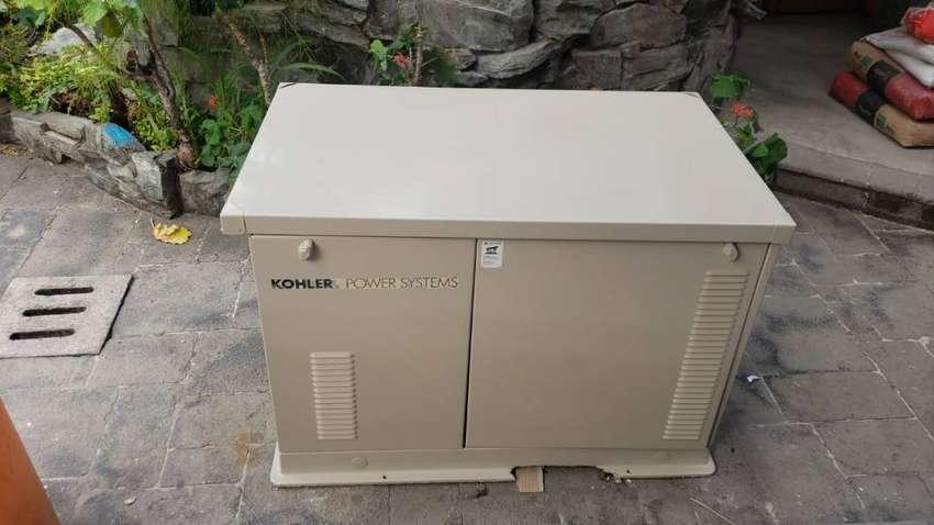 generador kholer 17kw