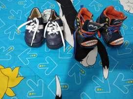 Lote de zapatos nuevos para niño