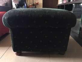sillón pequello - Puff