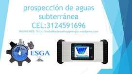 prospección de aguas subterránea con tomografía eléctrica