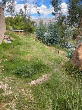Terreno baños del inca