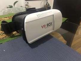 Visor VR BOX realidad virtual