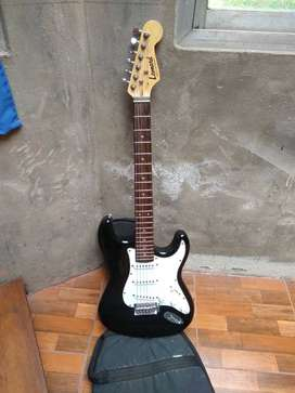 Guitarra eléctrica leonard