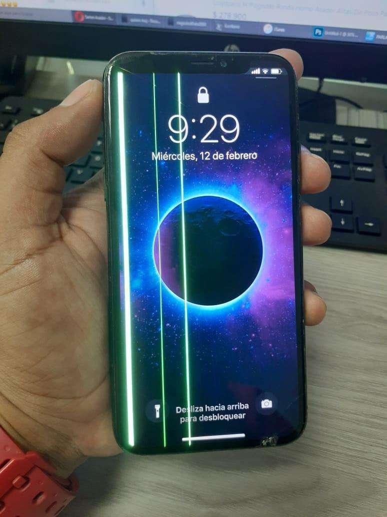 Vendo iphone X 256Gb No Face ID (para cambio de display) 0