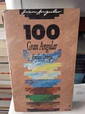 100 en gran angular  Emilio Ortega  ediciones sm